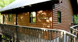 Cabin Rentals - Creekwood Resort in North GA