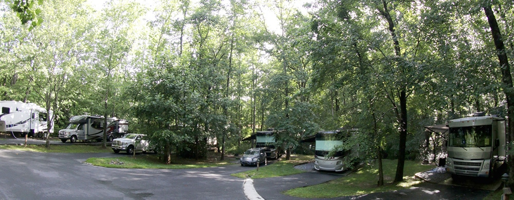 Helen GA RV Resort - Creekwood Resort