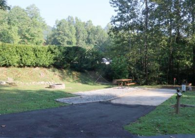 Creekwood RV Site #1