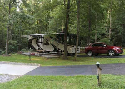 Creekwood RV Site #11