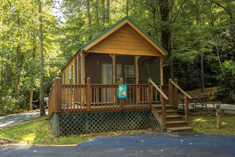 4 The Birds Cabin - Creekwood Resort