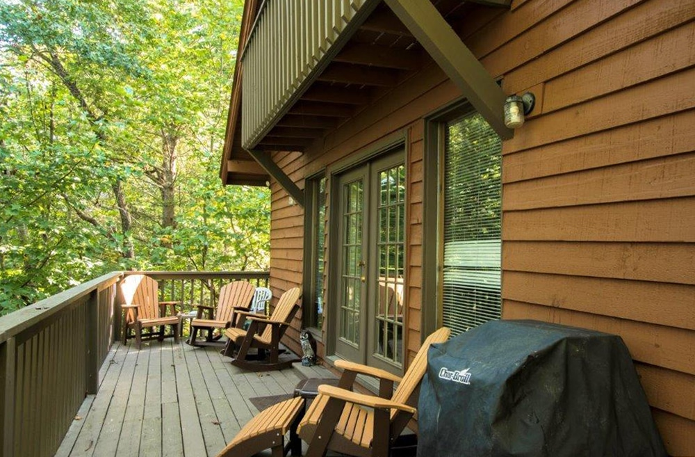 Leopard Lodge Cabin - Creekwood Resort